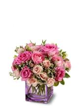 Rosy posy bouquet