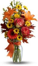 Autumn Stride Bouquet