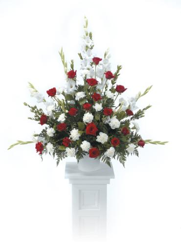 Classic tribute bouquet
